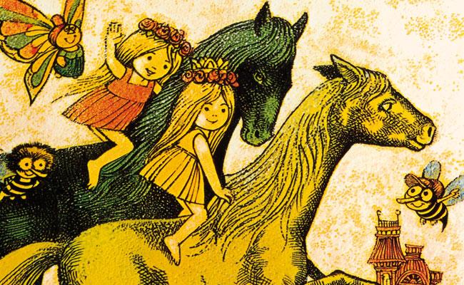 Ilustratie de Hans Arnold