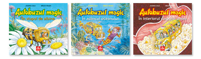 Autobuzul magic - in curs de aparitie