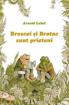Broscoi și Brotac sunt prieteni - coperta