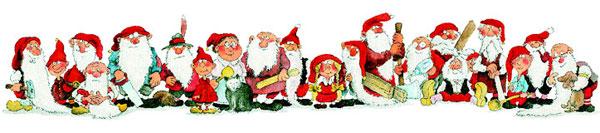 Moș Crăciun, de Mauri Kunnas