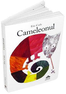 Cameleonul - coperta