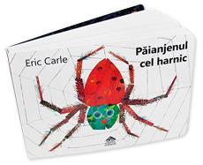 Păianjenul cel harnic - coperta