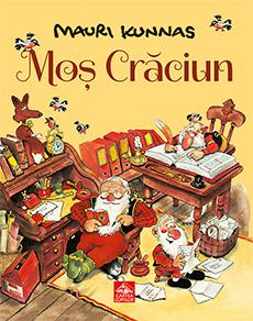 Moș Crăciun - coperta