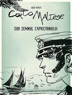 Corto Maltese 2. Sub semnul Capricornului - coperta