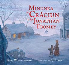 Minunea de Crăciun a lui Jonathan Toomey - coperta