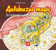 Autobuzul magic. În interiorul corpului uman - coperta