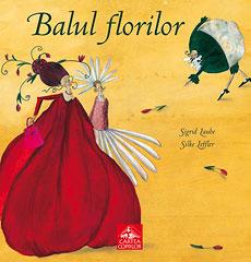 Balul florilor - coperta