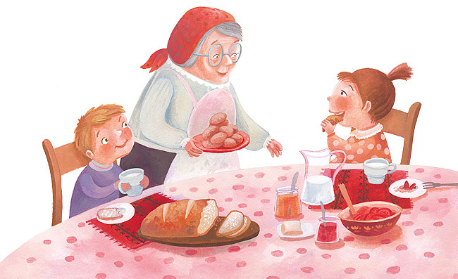 Ilustratie de Livia Coloji