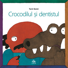Crocodilul și dentistul - coperta