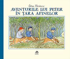 Aventurile lui Peter în Țara Afinelor - coperta