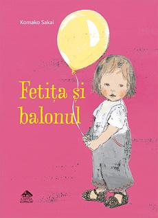 Fetița și balonul - coperta