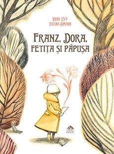 Franz, Dora, fetița și păpușa - coperta
