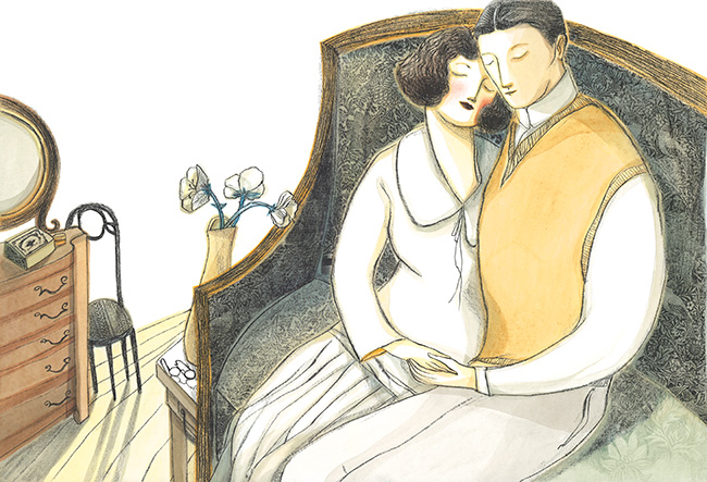 Franz si Dora