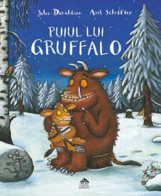 Puiul lui Gruffalo - coperta