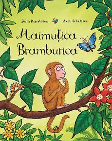 Maimuțica Bramburica - coperta
