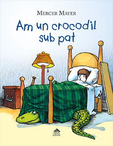 Am un crocodil sub pat - coperta