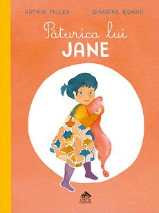 Păturica lui Jane - coperta
