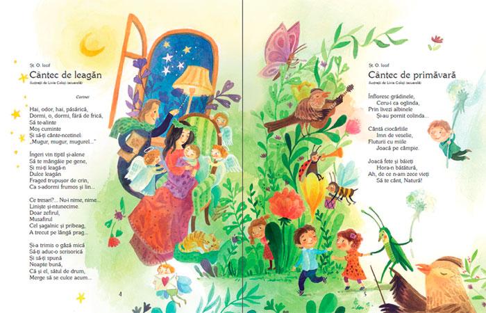 Editura Cartea Copiilor Catalog Poezii Din Copilărie